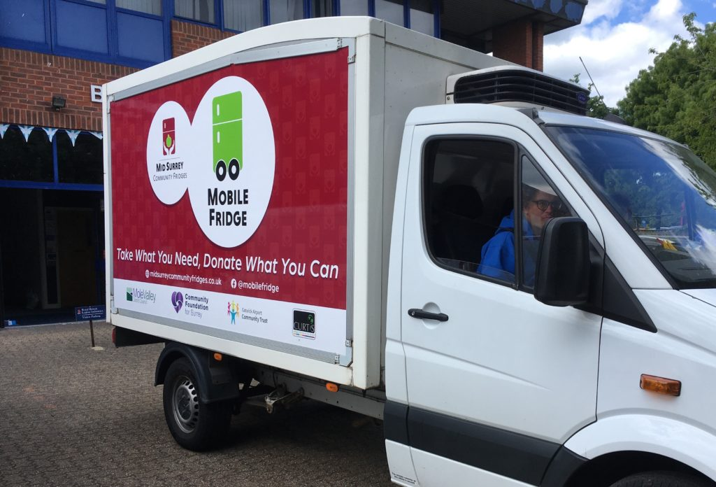 Mid Surrey Community Fridges – Supporting local People