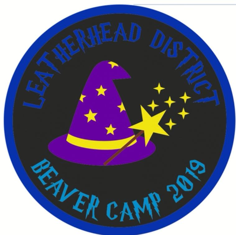 District Beaver Magic Camp